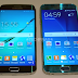 Samsung Galaxy S6 vs Samsung Galaxy S6 Edge Specs Comparison, Side by Side In the Flesh Photos