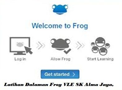 1bestarinet - Frog VLE | SEK.KEB.ALMA JAYA