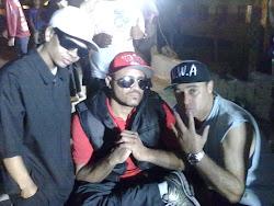 PASTOR TON, MOIZES E DJ PANTERA