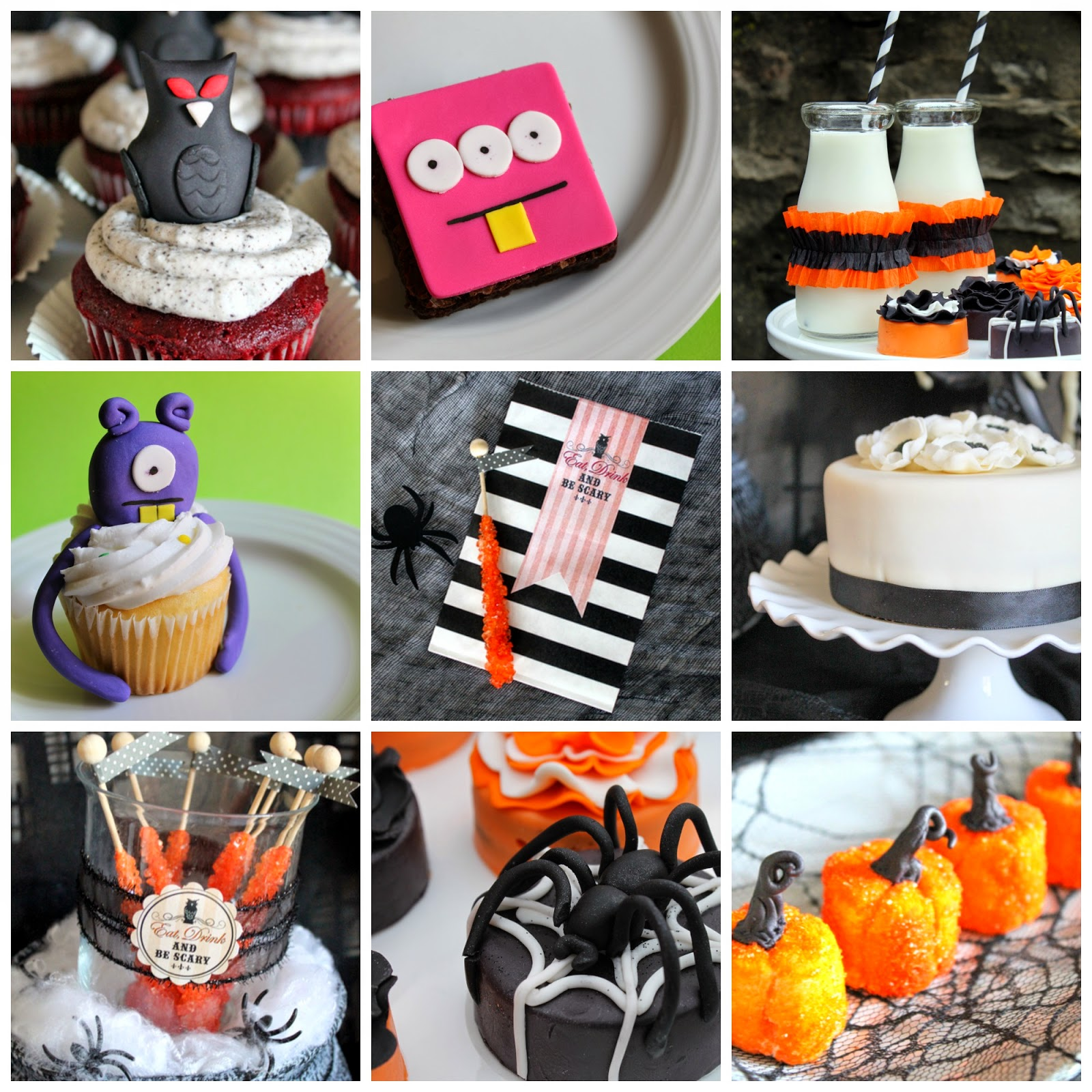 Craft that party favorite halloween craft ideas - Idee decoration halloween ...
