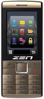 Zen M72 Touch
