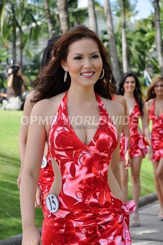 Pamela Bianca Manalo - Miss Philippines 2009