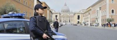 buongiornolink - Giubileo, da domani stop trasporto armi a Roma; vietati anche i fuochi d'artificio