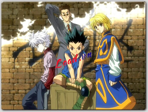 Hunter X Hunter , ハンターxハンター , 2011 , Anime , HD , Mega , Action, Adventure, Shounen, Super Power