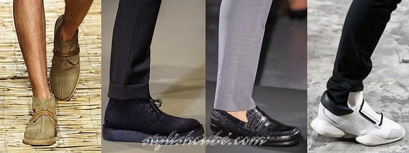 Spring Summer 2014 Men's Footwear