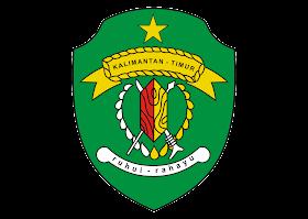 Logo Provinsi Kalimantan Timur Vector download free