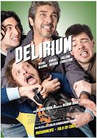 Delirium (2014) online y gratis