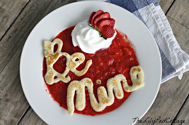 be mine pancakes