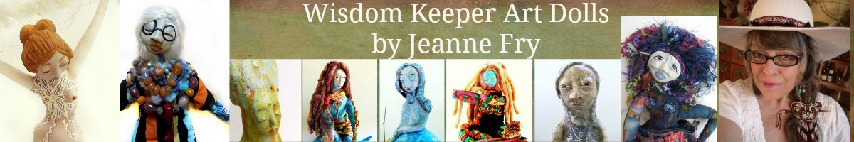 Wisdom Keeper Art Dolls
