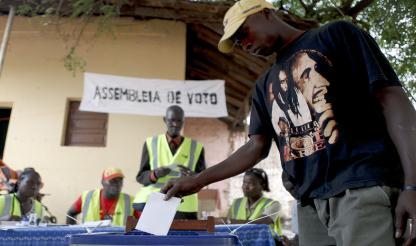 """Guiné-Bissau: CNE destaca normalidade, mas admite """"alguns incidentes"""""""