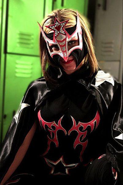 AAA Luchadora Sexy Star