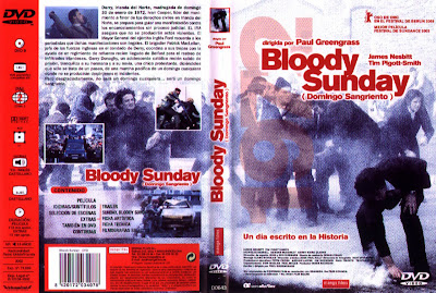 Domingo Sangriento | 2002 | Bloody Sunday, Dvd, Cover, Carátula, Poster