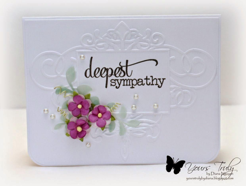 Diana Nguyen, Verve, sympathy, card