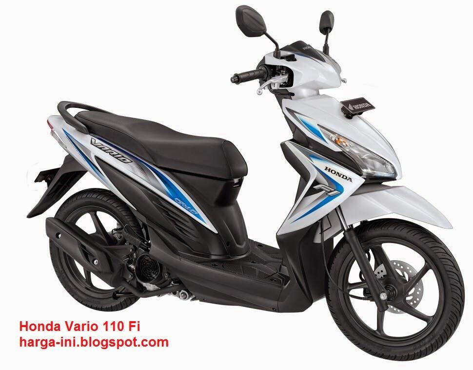 Harga Pasaran Motor Honda Bekas Bulan April Tahun 2016