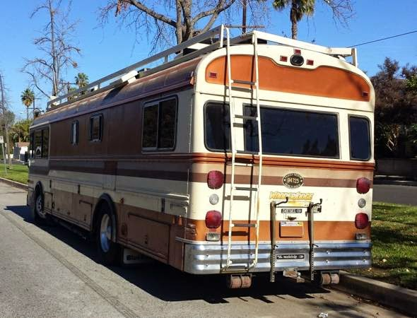 Used RVs 1983 Bluebird Wanderlodge RV For Sale by Owner