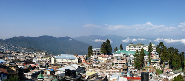 darjeeling travel package