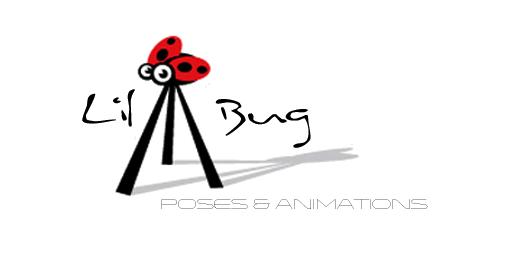 Lil Bug Pose