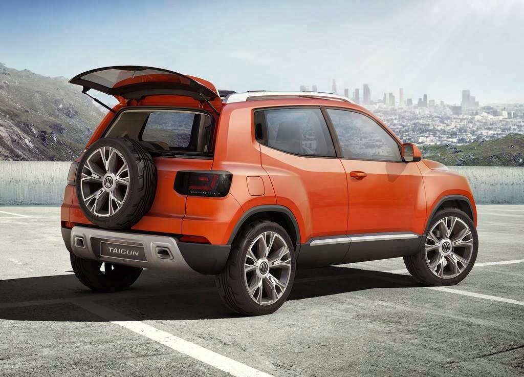 2014 Volkswagen Taigun Concept Engine Design Cars Auto Review 2014