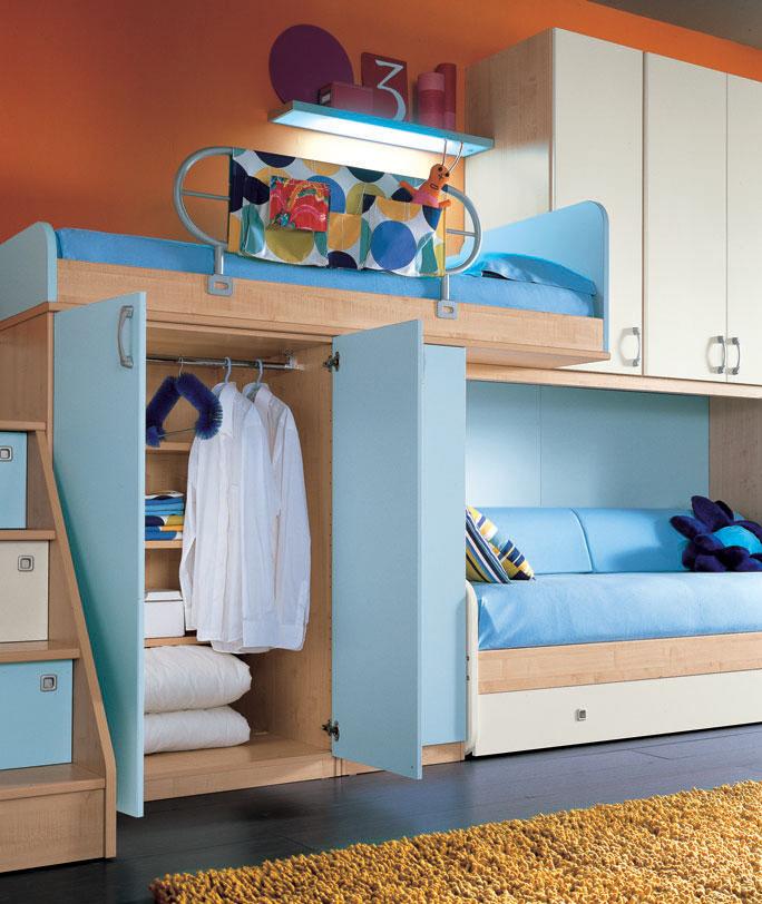Cool Bedrooms For Teenage Girl: Cool Teen Bedroom Design Ideas
