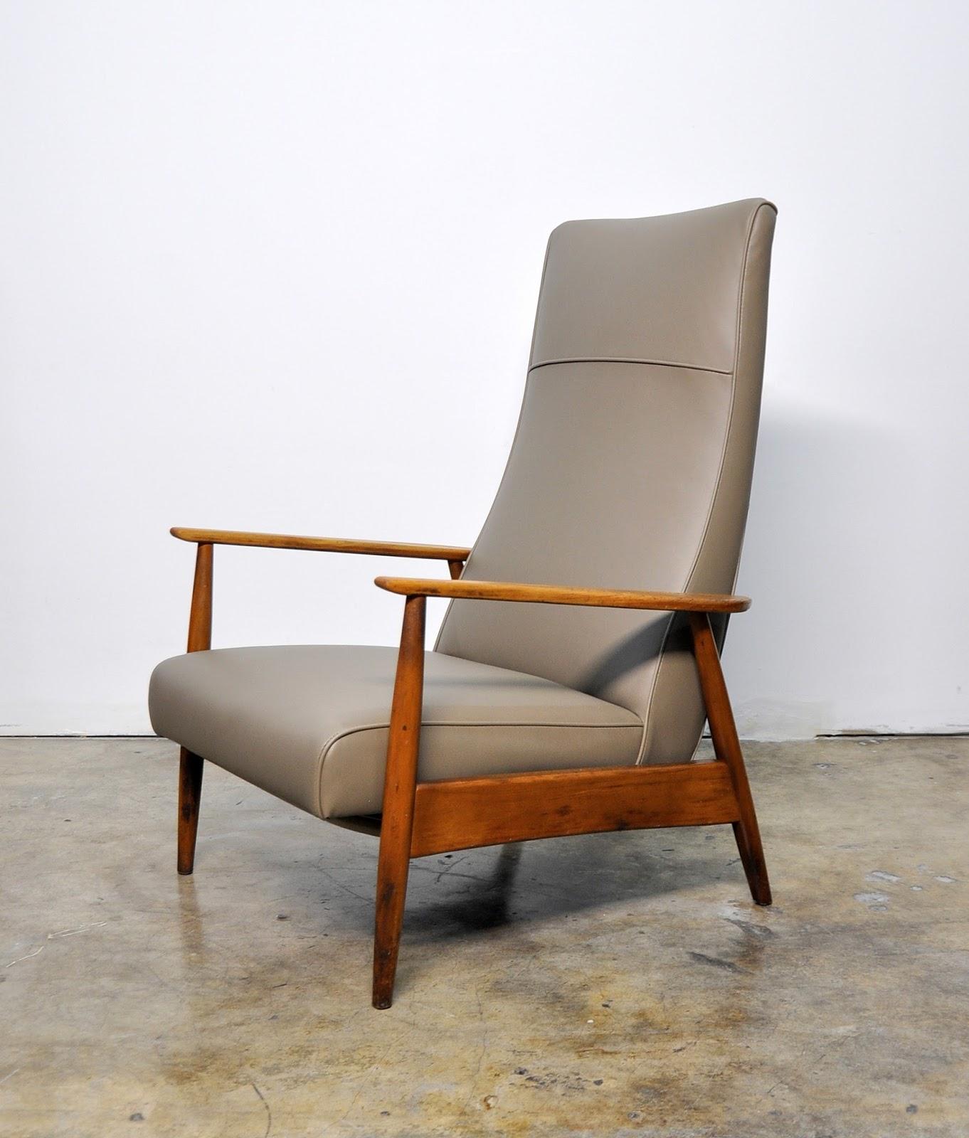James Inc. or Thayer Coggin & SELECT MODERN: Milo Baughman Recliner Lounge Chair islam-shia.org