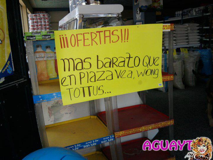 Aguayta m s barato que en los supermercados - Mas barato que ikea ...