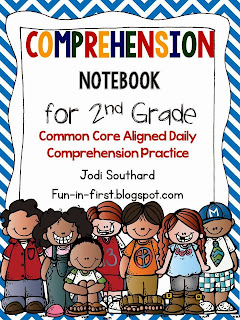 http://www.teacherspayteachers.com/Product/Comprehension-Notebook-2nd-Grade-Edition-931893