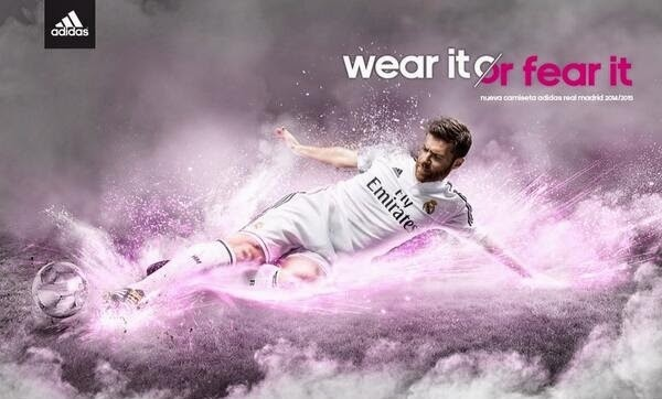 AgenReseller Jersey Real Madrid Home Musim 2014 - 2015