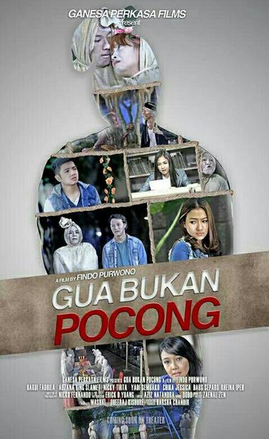 Film Gue Bukan Pocong 2015 di (Bioskop)
