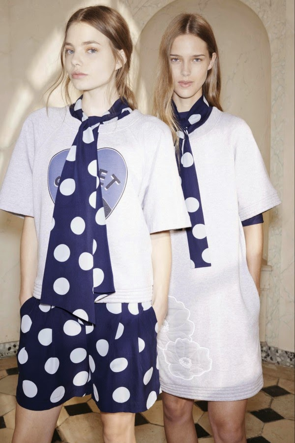 See by Chloe Ready-to-Wear Spring/Summer 2015 Lookbook