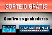 SORTEIO SEIS LIVROS - 02/09/12