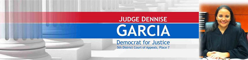 Judge Dennise Garcia for Justice