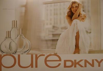 DKNY parfüm, dkny pure