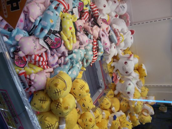 Cute Toys in Japan