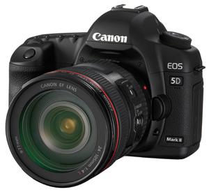 Canon EOS 5D Mark II, populär och framgångsrik kamera