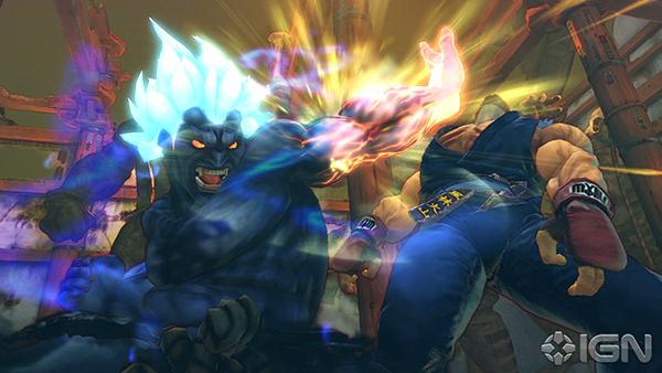 Street Fighter IV pc screenshot 2