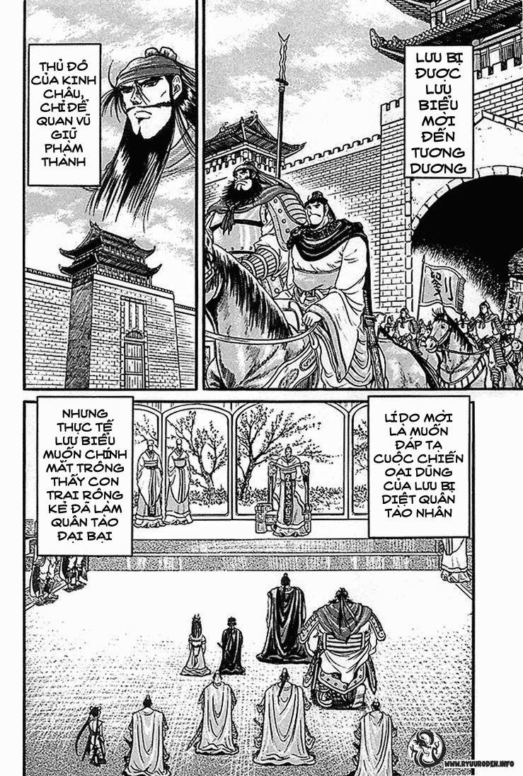 Chú Bé Rồng - Ryuuroden chap 5 - Trang 8