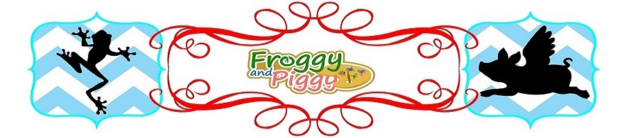 N froggy and piggy decorator - decoration service / jasa dekorasi backdrop styrofoam event jakarta