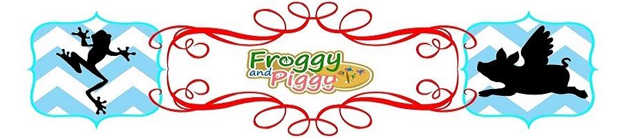 N froggy and piggy decorator - decoration service / jasa dekorasi backdrop styrofoam event jakarta