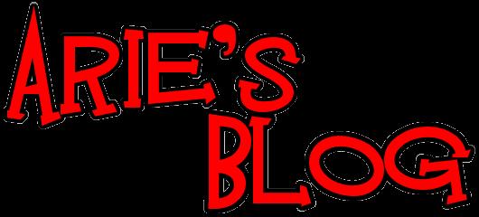 Arie's Blog