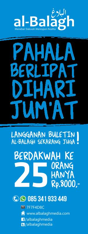 Banner Buletin al-Balagh
