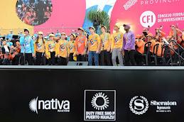 Solistas del Coro de Niños del Teatro Colón en Iguazú 2017