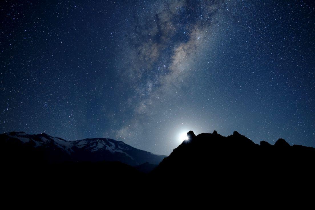 Night Valley Wallpaper Size 1200x800     HD