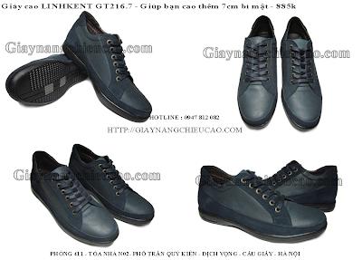 Giày nam đẹp GT216. 7