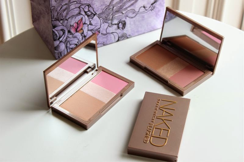 New Urban Decay Naked Flushed Palettes