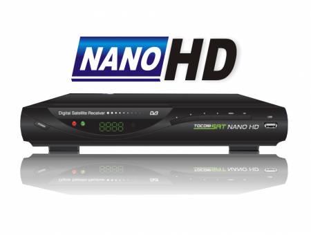 Tocomsat Nano HD - Atualização v1.006 de 17/12/2012
