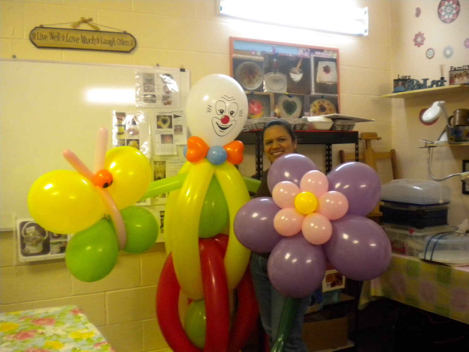 Craft pastry curso de decoraci n con globos - Estudios de decoracion ...