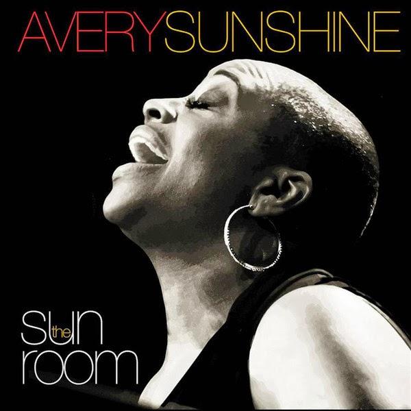 Avery Sunshine - The SunRoom Cover