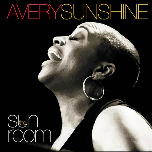 Avery Sunshine - The SunRoom Cover
