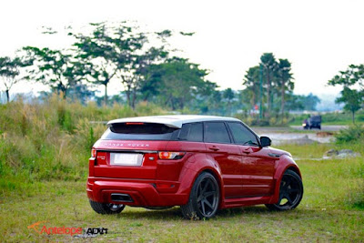 Range Rover Evoque Rebaixada