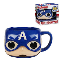 Pop! Home Captain America Mug